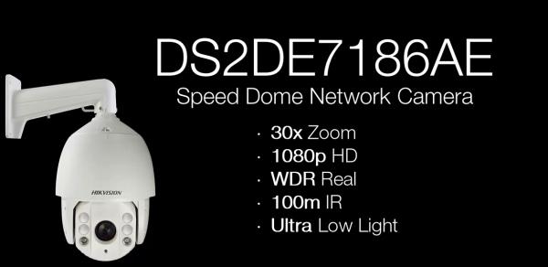 Demo Cámara HD con Movimiento y Zoom