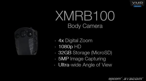 Body Camera para Seguridad, 12 Megapixeles, Full HD